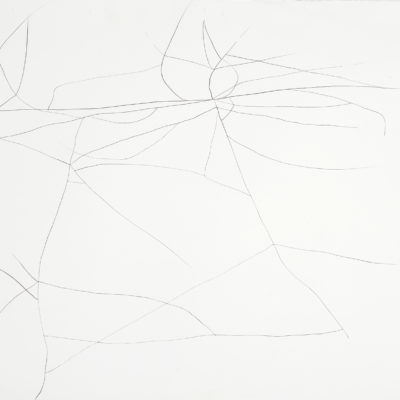 untitled, 2004. ink on archival paper, 100x54cm / 39.4x21.30in 11 of 25