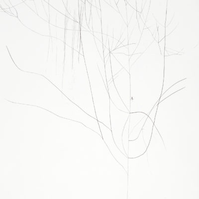 untitled, 2004. ink on archival paper, 100x54cm / 39.4x21.30in 12 of 25