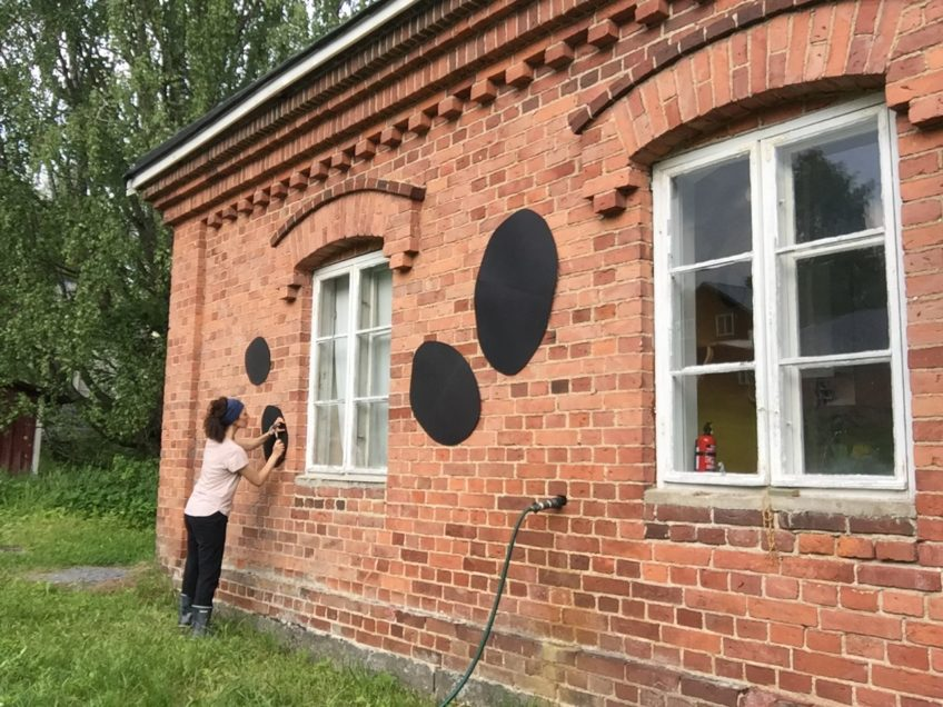 Residenza d'arte – Finlandia, giugno 2019